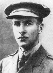 Walter Duranty, en 1919