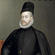 Felipe II por Sofonisba Anguissola