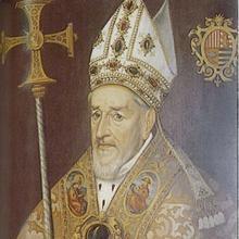 Retrato de Gaspar de Quiroga y Vela (1595)